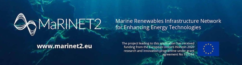 MaRINET2 opens 3rd call for free access to offshore renewables testing