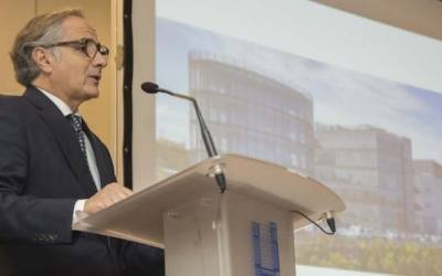 (Español) El director de Investigación de IHCantabria ha sido galardonado con el I Premio Industria Azul Cantabria por su notable labor para dimensionar el sector marítimo de la región a nivel internacional.