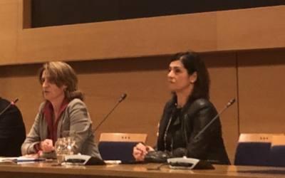 (Español) Iñigo Losada presentó en el MITECO un estudio sobre las proyecciones regionales del efecto del cambio climático en toda la costa española