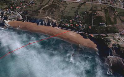 El Grupo de Ingeniería y Gestión de la Costa de IHCantabria participa en el estudio del enterramiento del cable submarino que dará soporte a Google
