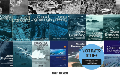 IHCantabria has participated in the vICCE (virtual International Conference on Coastal Engineering) held between the 6th and 9th of October 2020
