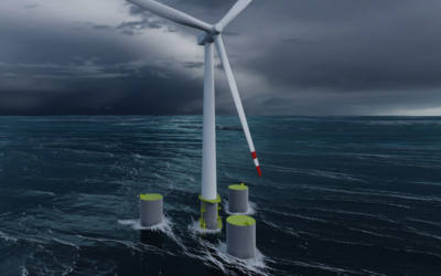 IHCantabria participates in the FLAGSHIP project: the starting point for future 500 MW floating wind farms