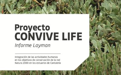 (Español) Termina el proyecto CONVIVE LIFE, coordinado por IHCantabria, presenta su Informe resumen de proyecto (Layman)