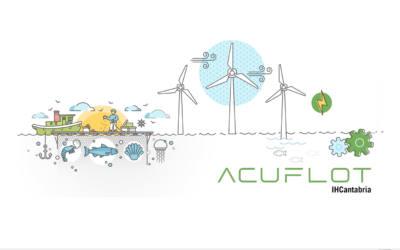 (Español) IHCantabria comienza el proyecto ACUFLOT de desarrollo de explotaciones conjuntas de acuicultura y energía eólica flotante