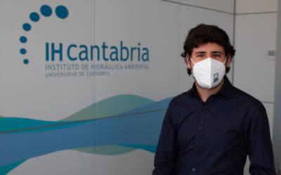 El investigador Camilo Jaramillo de IHCantabria obtiene un segundo Premio Modesto Vigueras