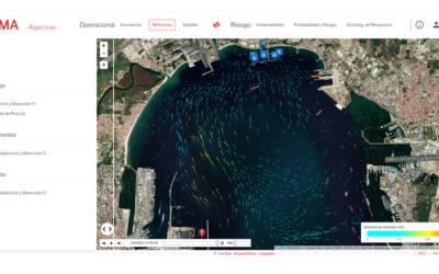 CEPSA e IHCantabria desarrollan el sistema SICMA ante una hipotética contaminación marina por sustancias químicas